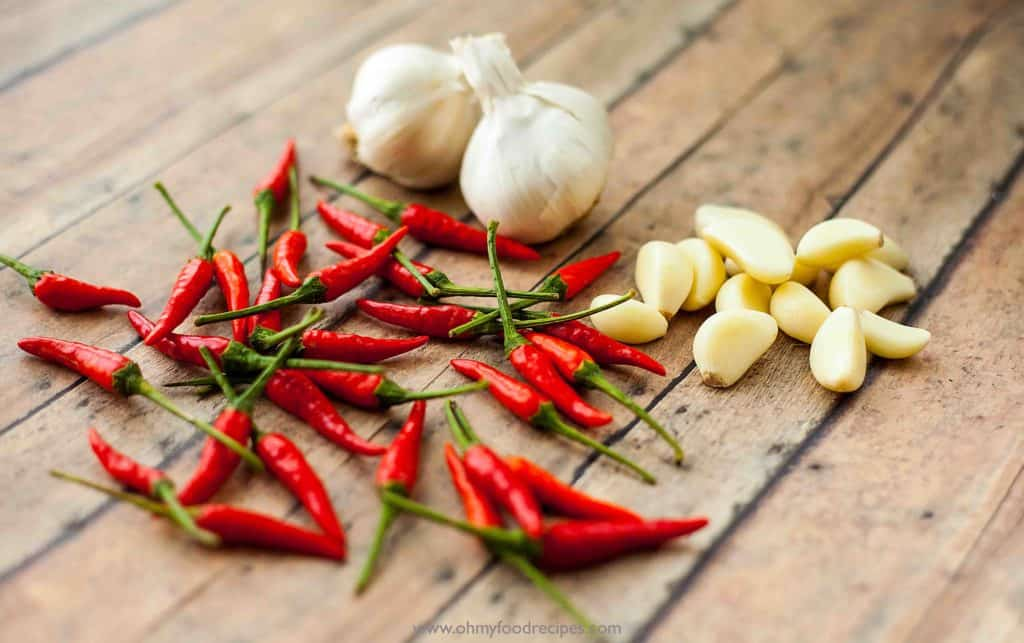 chili sauce ingredients