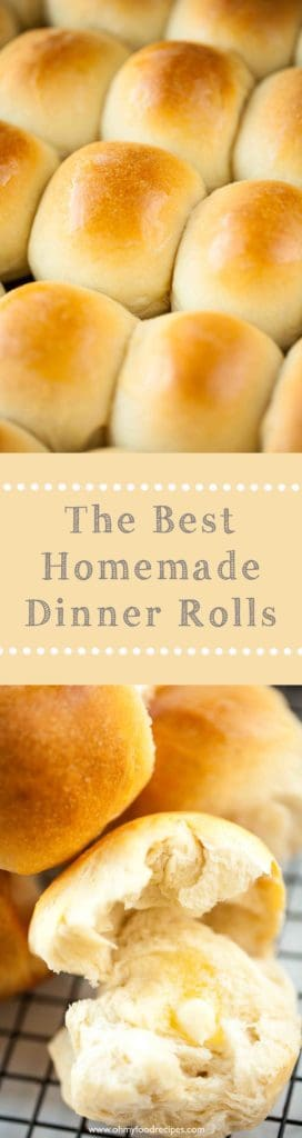 best homemade dinner rolls