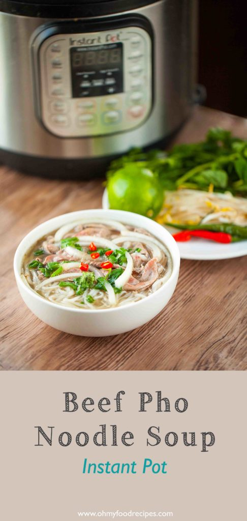 Beef Pho Calories Large Bowl
