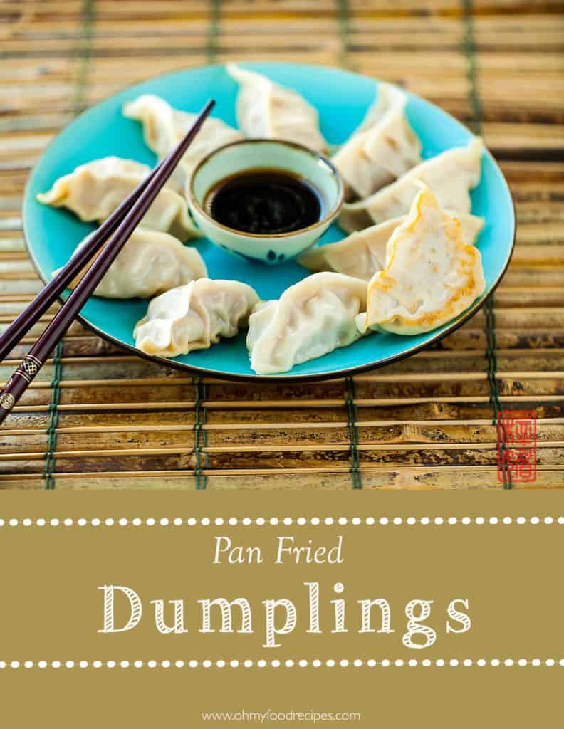 pan fried dumplings recipe