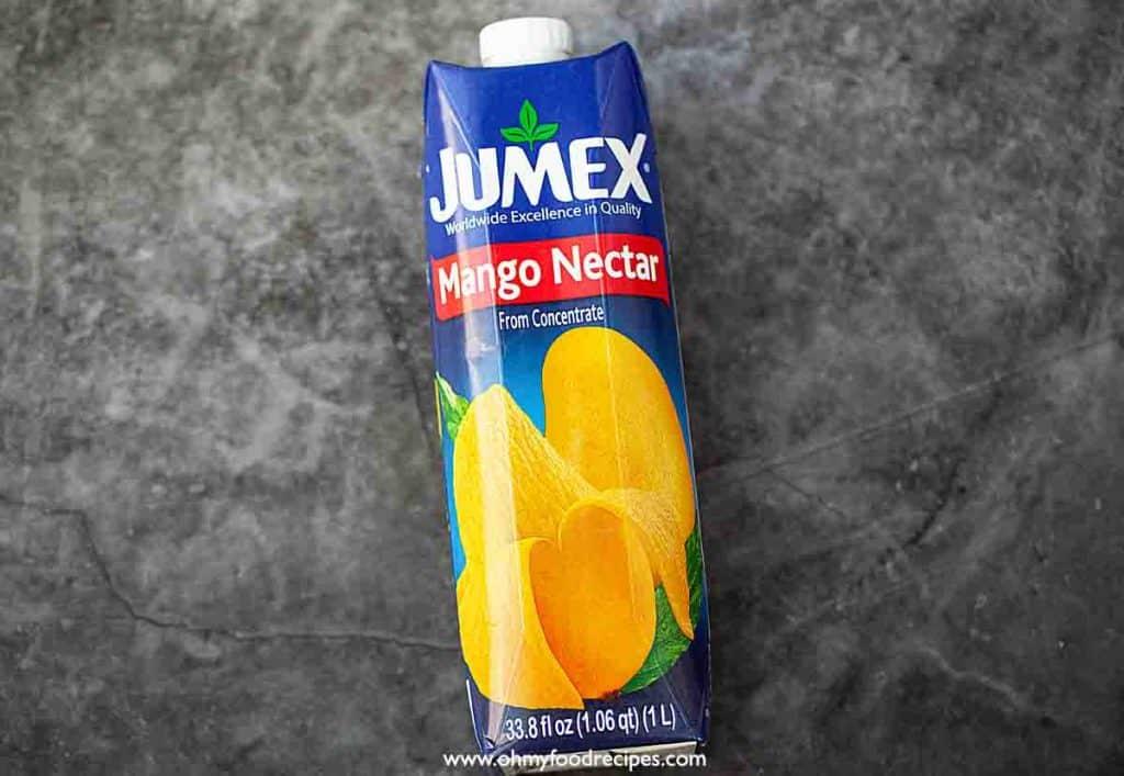 jumex mango juice
