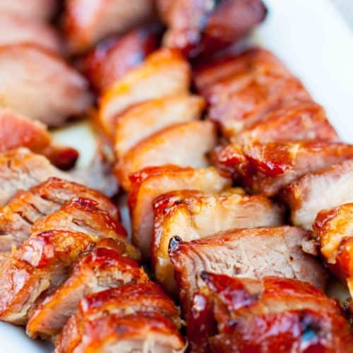 chinese bbq pork char siu
