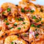 best chili garlic shrimp or prawns