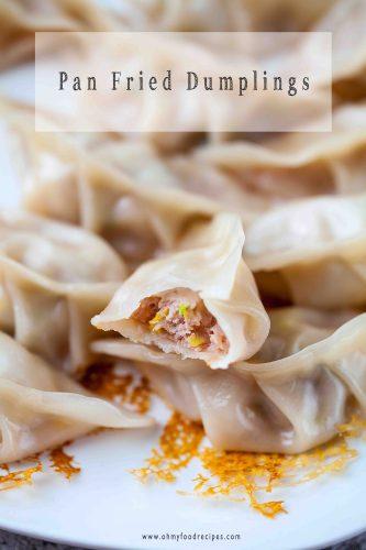 pan fried dumplings recipe