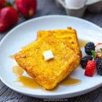 french toast air fryer recipe