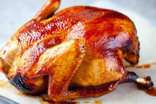 Chinese 烤鴨