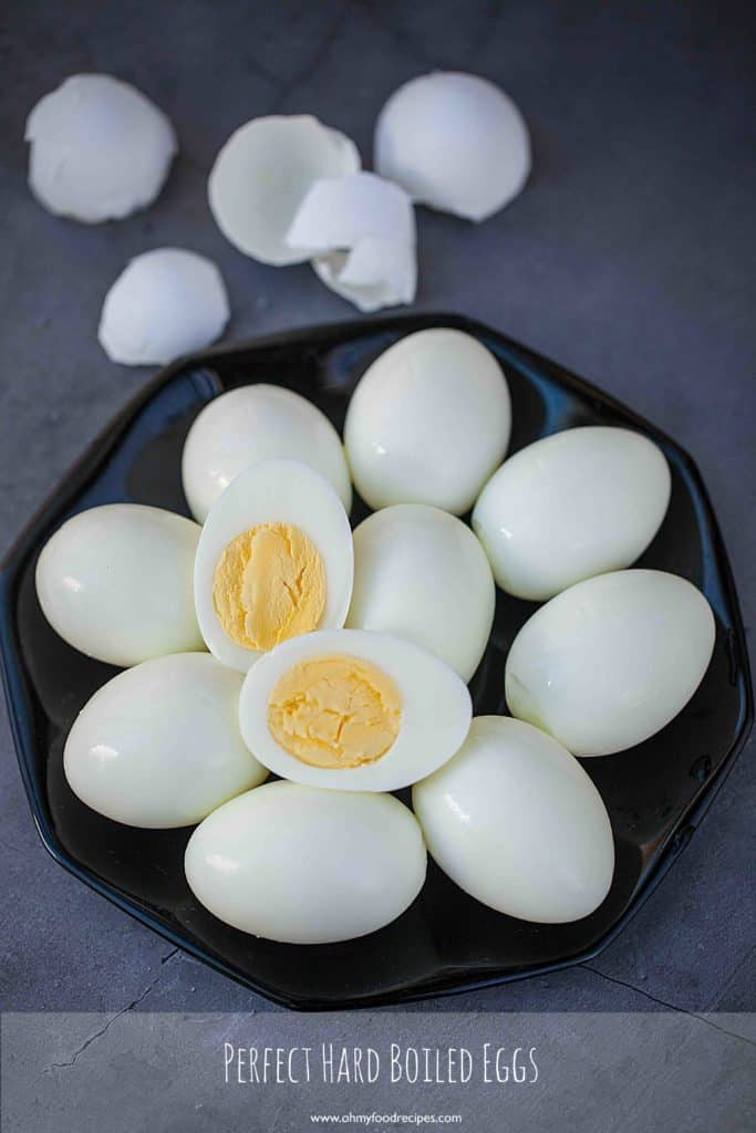perfect hard boiled eggs instant pot recipe