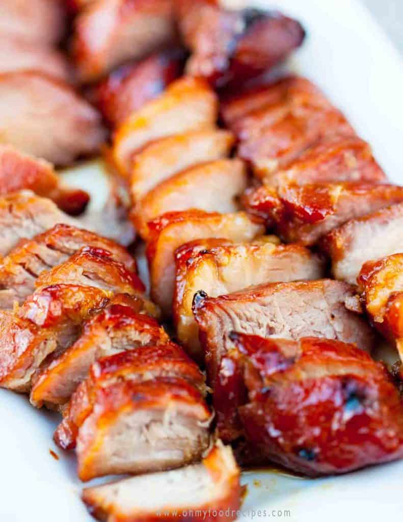 Char siu BBQ pork